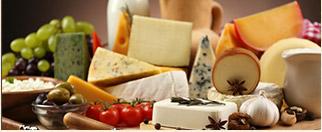 チーズのタイプと種類について
