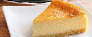 チーズケーキについて