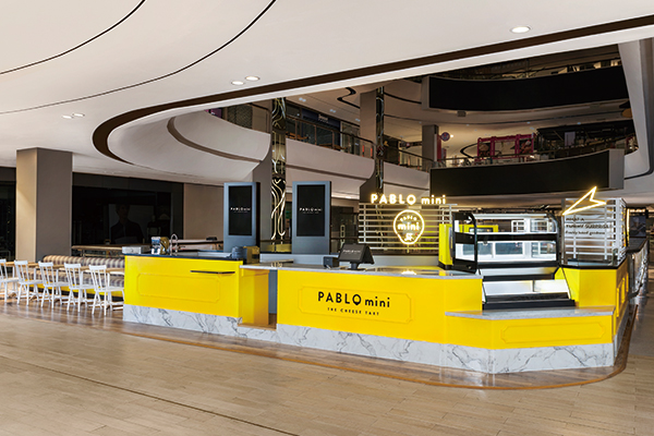PABLO mini Bangkok Central Plaza Pinklao 店(タイ)
