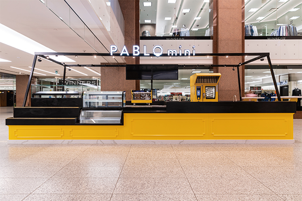 PABLO mini Toronto Scotia Plaza 店(カナダ)