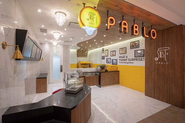 PABLO Toronto Fairview Mall Store 店(カナダ)